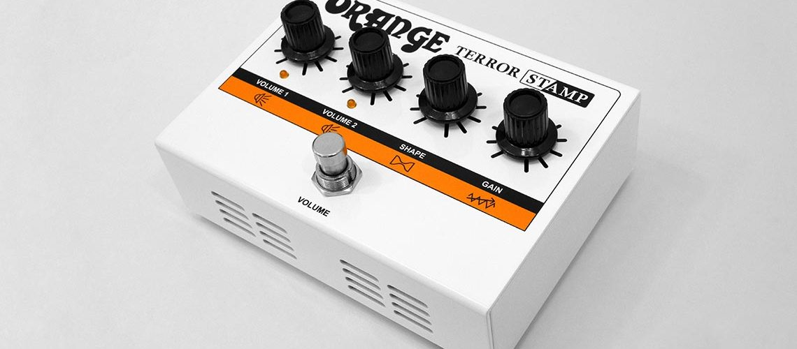 Orange Amplification Launch The Terror Stamp