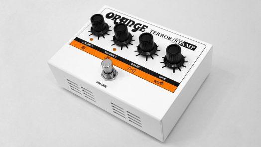 Orange Amplification Launch The Terror Stamp