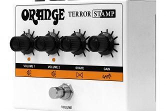 Orange Amplification Terror Stamp