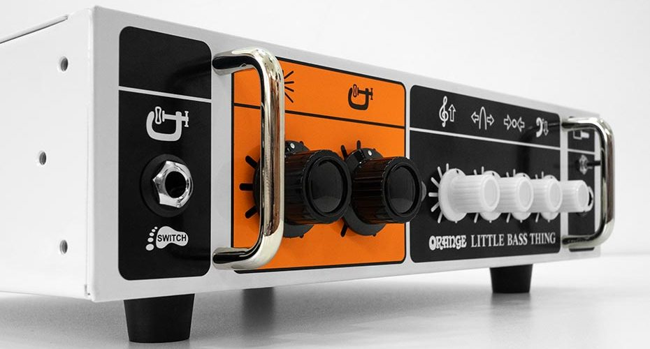 Orange Amplifications Introduce The Little Bass Thing