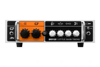 Orange Amplification Little Bass Thing