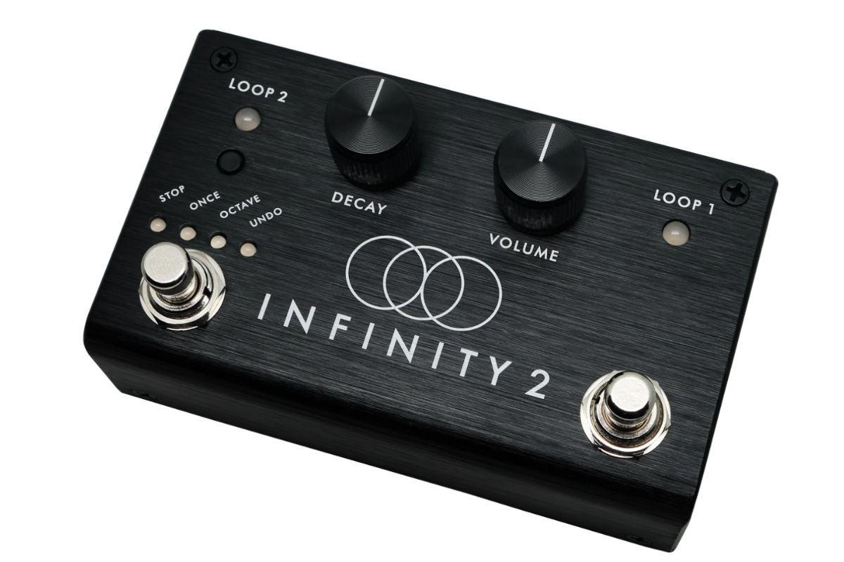 Pigtronix Infinity 2 Double Looper
