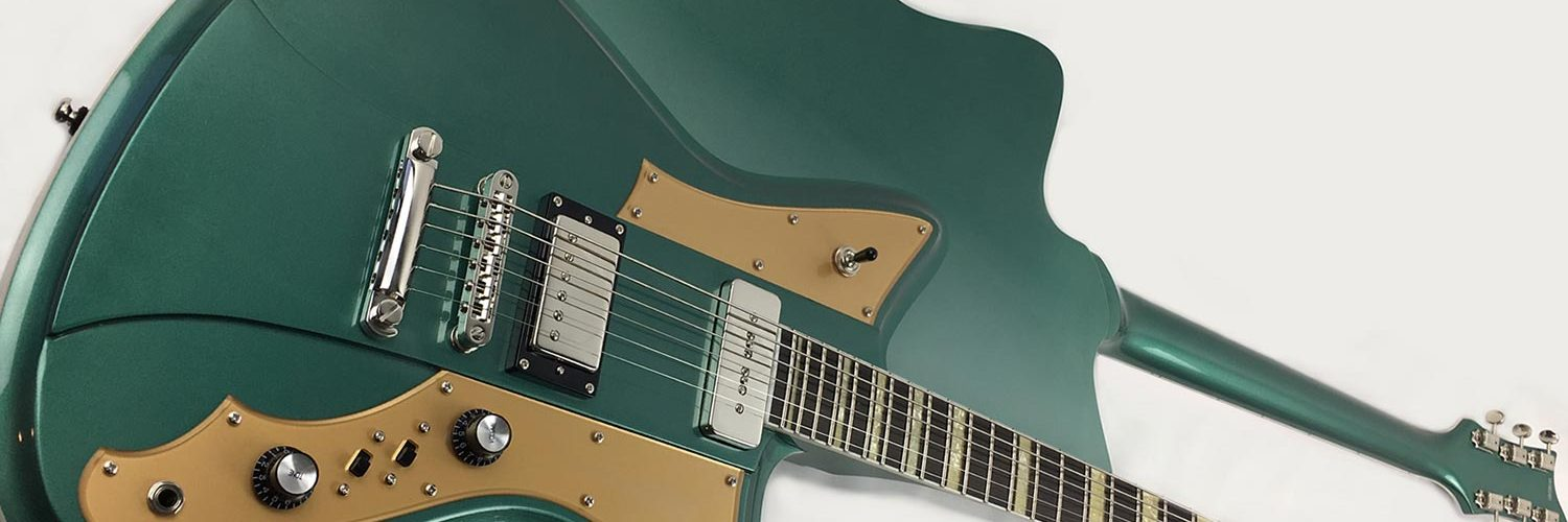 Rivolta by Novo Guitars Introduces New 2020 Line at Winter NAMM Show