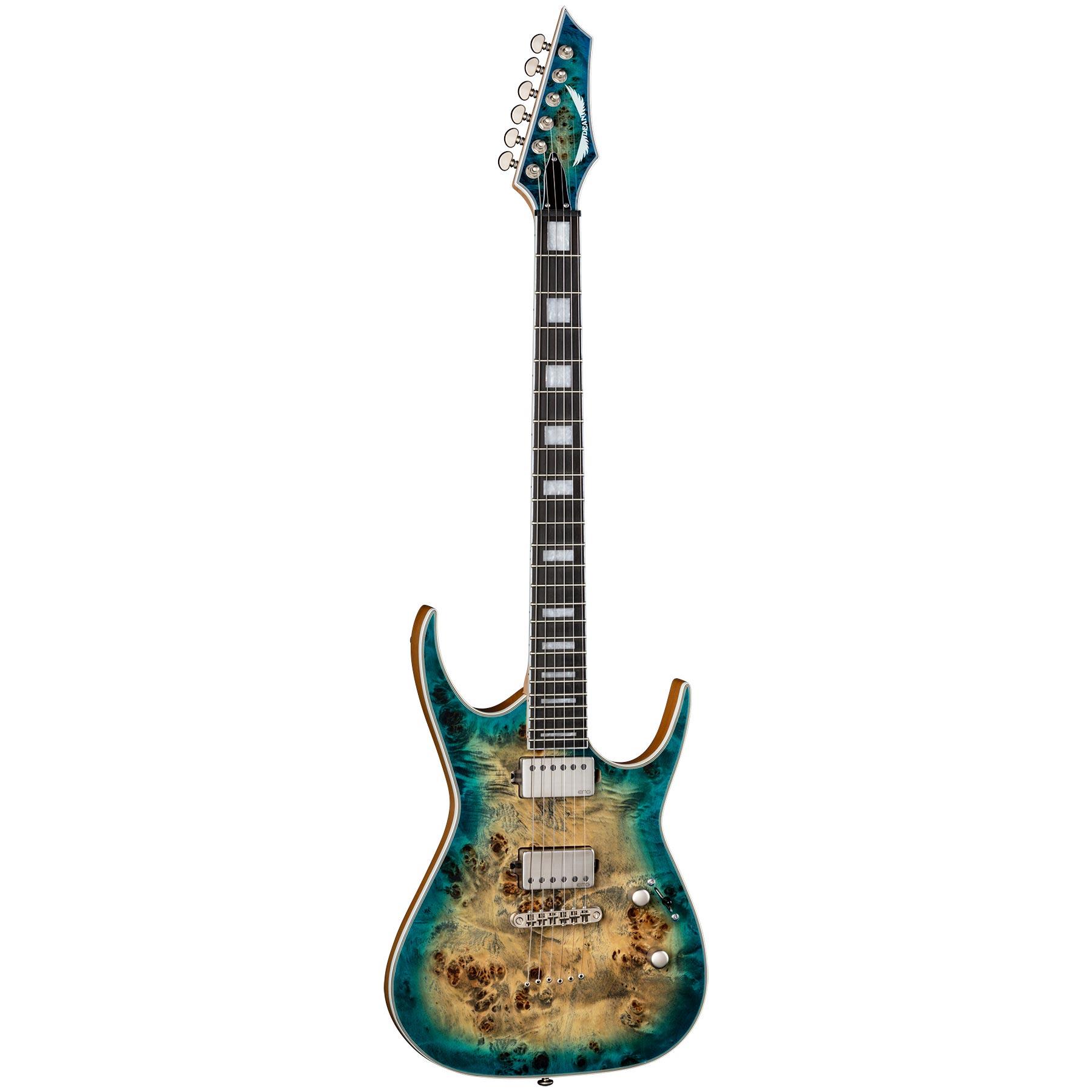 Dean Guitars SJ Art Series Guitars : Gear Vault