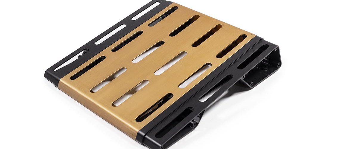 Gruv Gear Introduces LYNK Pedalboard & Pedalboard Kapsule Case
