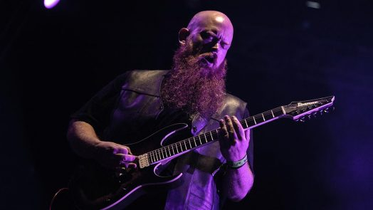 Guitarist Ray Suhy of Six Feet Under Lifts the Veil on New Jazz Album