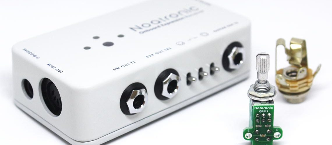 Danish Startup Noatronic Brings Home Another Best in Show Award from NAMM 2020