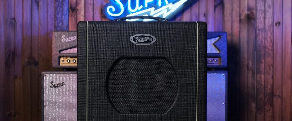 Supro Blues King 10