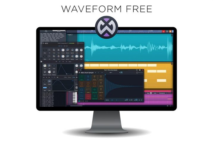 Tracktion Launch Waveform Free