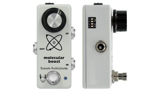 Tsakalis AudioWorks introduces the Molecular Boost