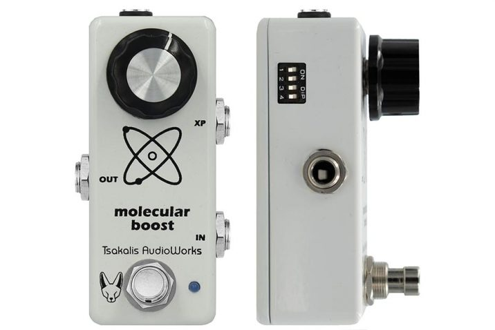 Tsakalis AudioWorks introduces the Molecular Boost