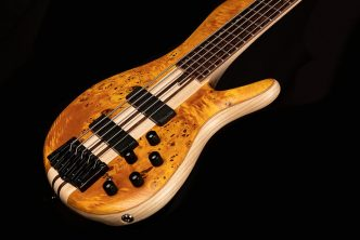 Cort A5 Plus SC Single-Cutaway Bass Guitar