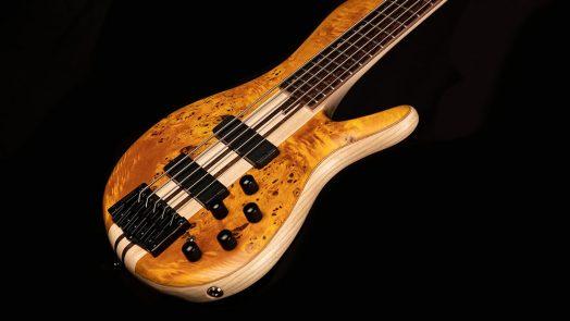 Cort A5 Plus SC Single-Cutaway Bass Guitar