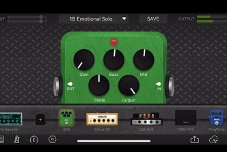 GE Labs - Your Infinite Tone Lab from MOOER AUDIO
