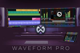 Waveform Pro From Tracktion