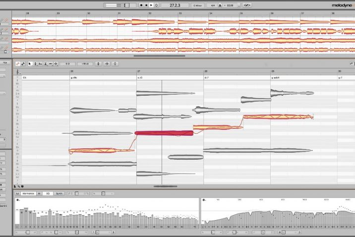 Celemony presents the new Melodyne 5