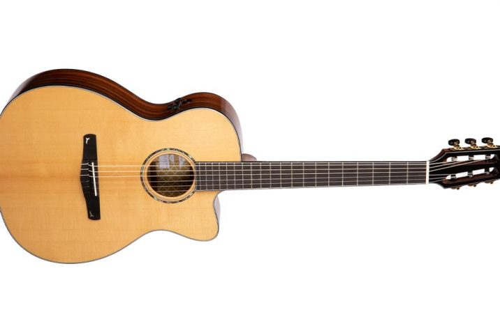Cort Adds Gold-OC8 Nylon Classical Guitar to Flagship Acoustic Series