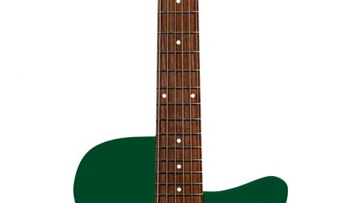 Danelectro '57 in Jade Green