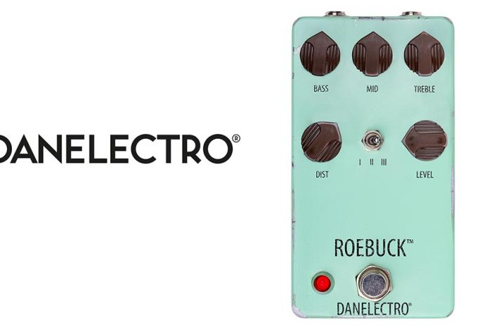 Danelectro introduce the Roebuck