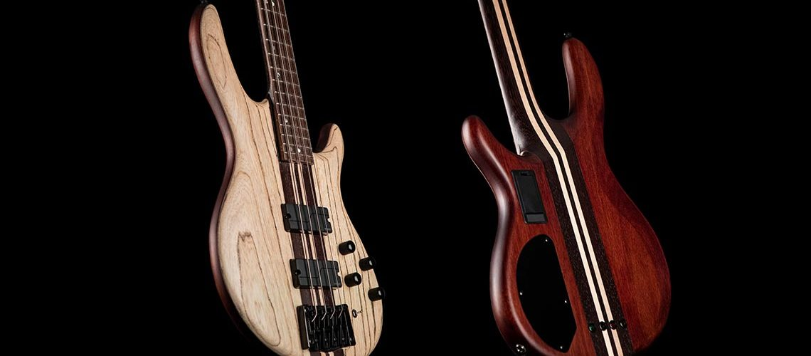 Cort A4 Ultra Ash Bass Guitar