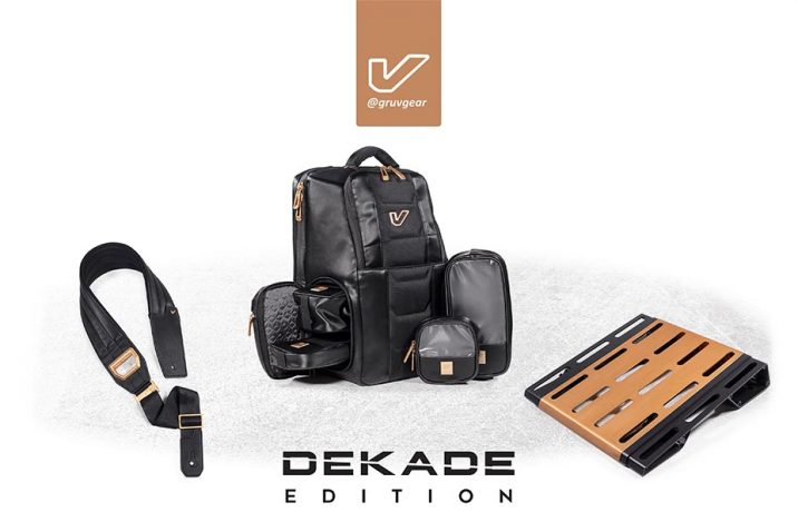 Gruv Gear Launches Dekade Edition Products