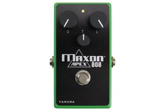 Maxon Custom Shop APEX808 Overdrive