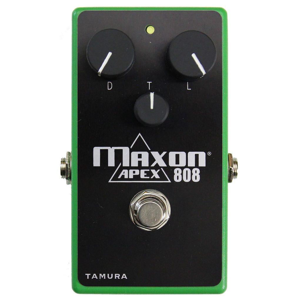 Maxon Custom Shop APEX808 Overdrive