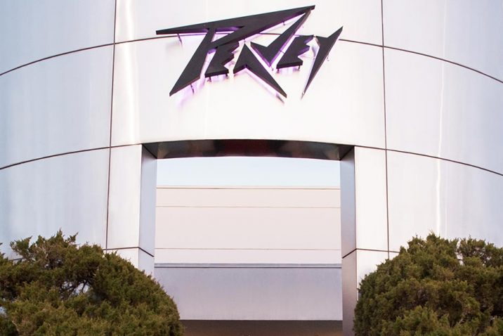 Peavey Electronics Celebrates 55 Years of Business
