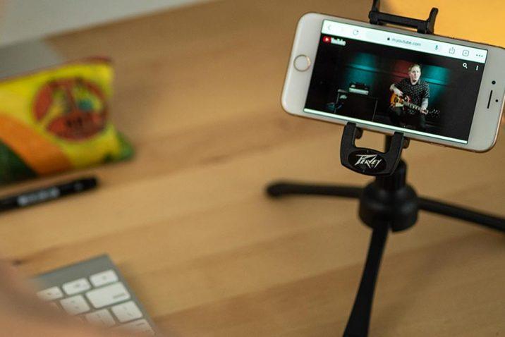 Peavey Smartphone Desktop Stand