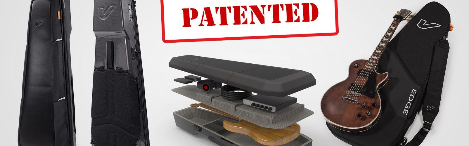 Gruv Gear's Innovative Guitar Cases Awarded New Patents
