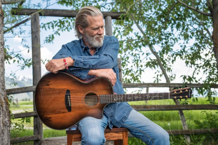 Jeff Bridges takes a stand for unity, ecology and peace