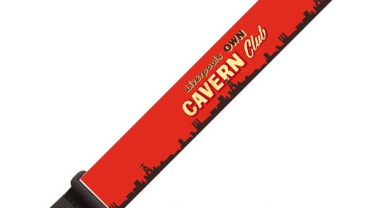 The Cavern Club Guitar and Ukulele Straps