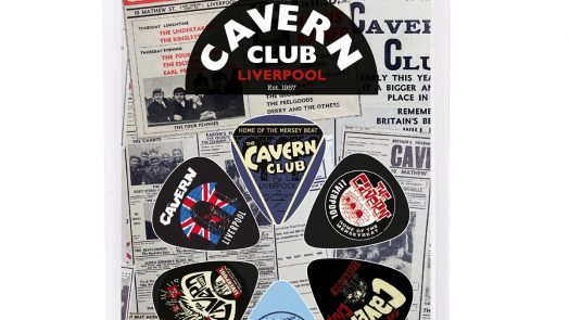The Cavern Club guitar picks