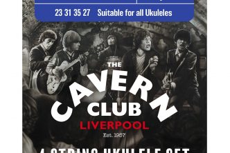 The Cavern Club Ukulele Strings