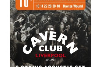The Cavern Club guitar Strings