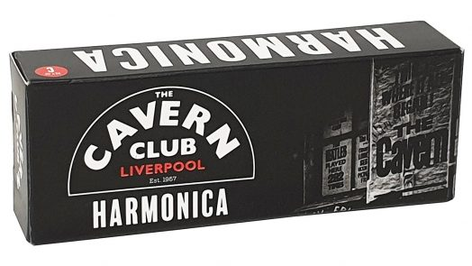 The Cavern Club harmonica