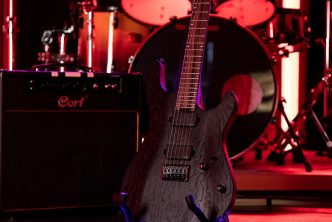 Cort Guitars KX500 Etched