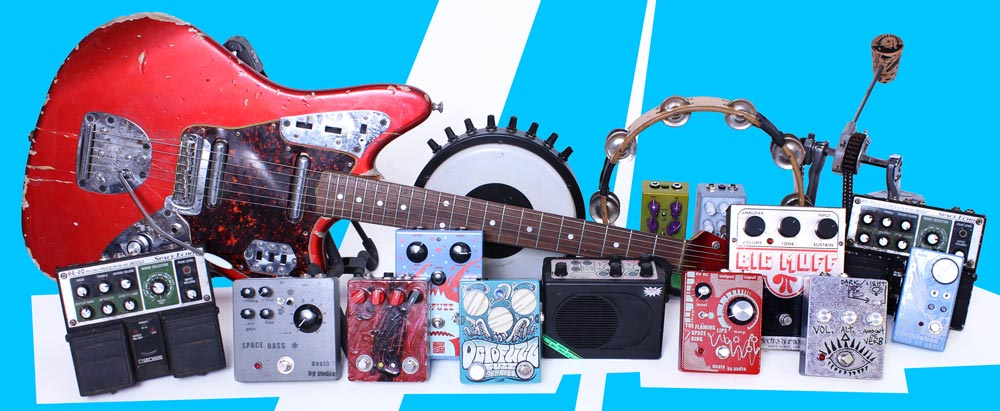 Death By Audio Curates Protection By Audio Fundraiser: Selling Famous Musicians' Gear to Raise Money and Awareness for PPE