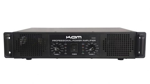 KXR2000: 200W Power Amp