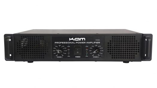 KXR4000: 400W Power Amp