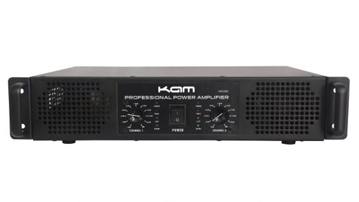 KXR5000: 500W Power Amp