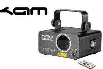 KAM introduce new iLink Laser Lights