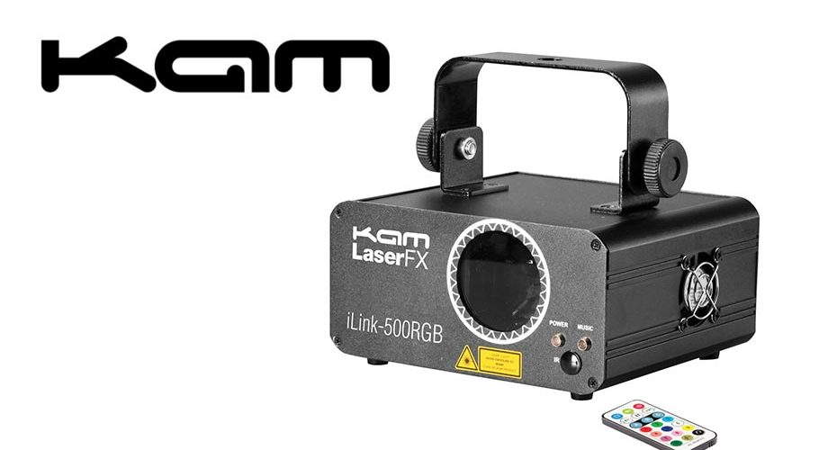 KAM introduce new iLink Laser Lights