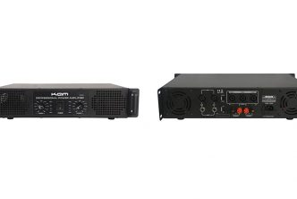 Kam launch 4 new KXR Series Professional Grade Power Amplifiers