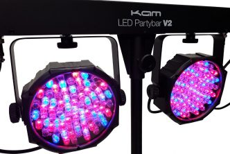 KML207 Kam LED Partybar V2