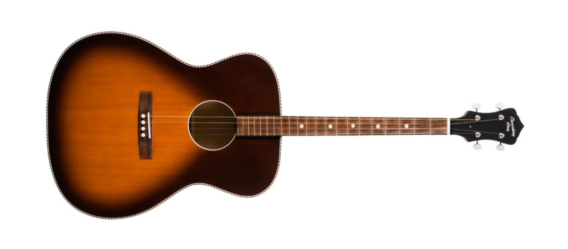 Introducing the Recording King Dirty 30s Tenor Guitar