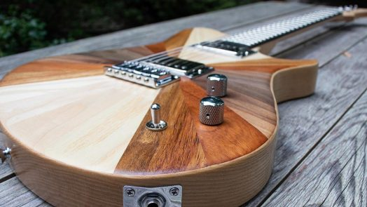 'The Great Guitar Build Off' 2020 Charity Contest Seeks Public Input to Declare Winner
