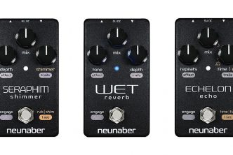 Neunaber Audio Adds New Elements Pedal Series