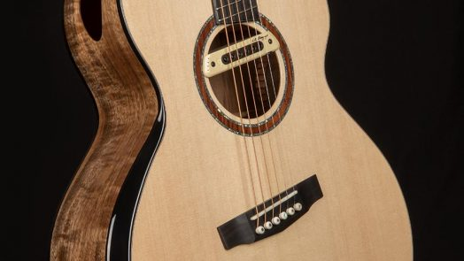 Cort Cut Craft Acoustic-Electric Guitar