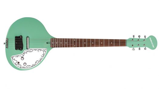 Danelectro Launch Baby Sitar